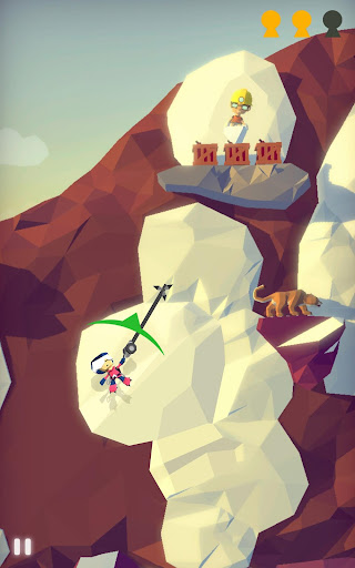 Hang Line: Mountain Climber screenshot 9