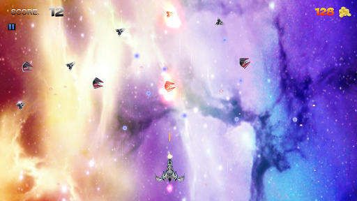Space Wars-1990: Dendi Shooter android2mod screenshots 8