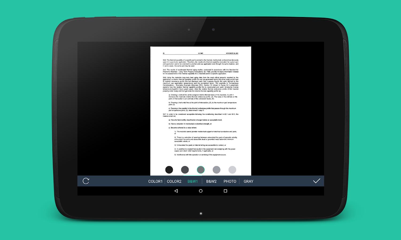 simple scan pdf scanner app android apps on google play. Black Bedroom Furniture Sets. Home Design Ideas