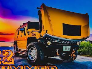 H2  07,HUMMER,LUXPXG三井D車のカスタム事例画像 ヨシクマ🇺🇸🍍さんの2020年03月31日20:16の投稿