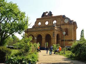 Photo: Anhalter Bahnhof