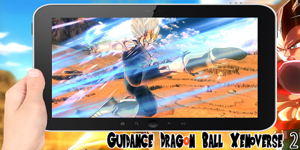 Guidance Dragon Ball Xenoverse 2 - náhled