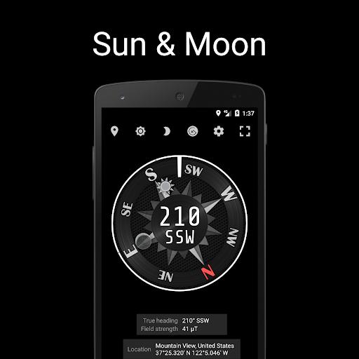 Compass Steel (No Ads) screenshot 5