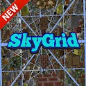 SkyGrid map for MCPE icon