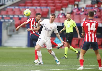 La pique de l'Atlético au Real Madrid