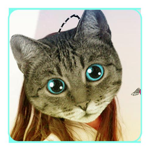 Real Cute Cat Face Editor