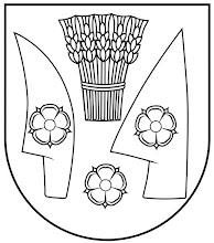 Photo: A címer rajza