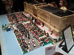 Photo: The palace and parade.