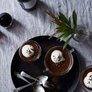 Dorie Greenspan's Top Secret Chocolate Mousse (Mousse au Chocolat).