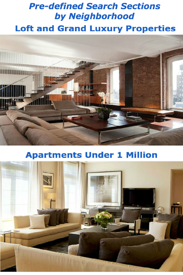 NYC Apartments- screenshot