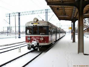 Photo: EN57-1579, Toruń Główny - Iława Główna {Toruń Wschodni; 2013-01-12}