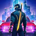 Cyberika: Action Adventure Cyberpunk RPG icon