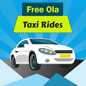 Free Taxi Rides for Ola Cabs