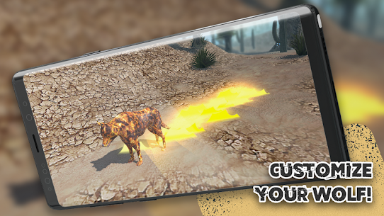 Wolf Simulator Evolution MOD (Unlimited Currency) 3
