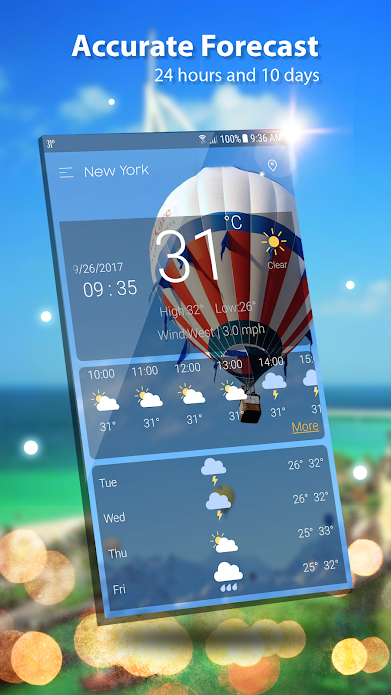 Weather Forecast Pro Screenshot 16