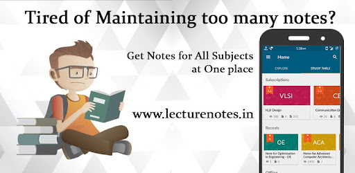 LectureNotes in - Lecture notes for Engineering - Apps on Google Play