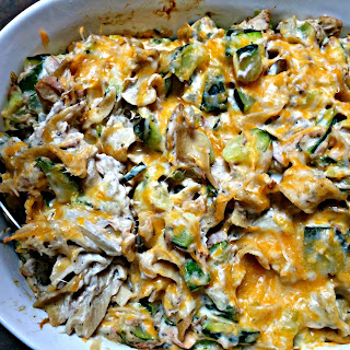 Tuna Noodle Casserole {with extra vegetables}