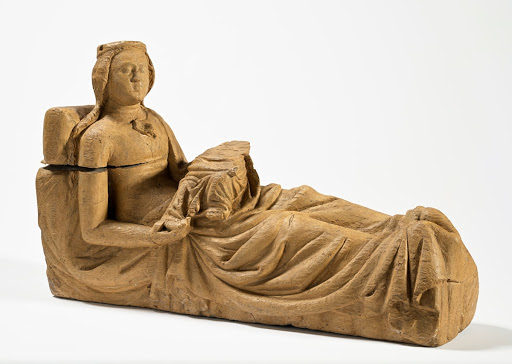 The Virgin Mary in Childbed. The Estonian-Swedish organisation Friends of Swedish Culture