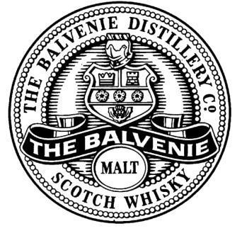 Logo for The Balvenie 21 Year Old Port Wood Finish