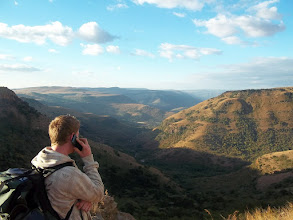 Photo: One of many awesome views at Waterval Boven
