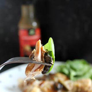 Sugar free slow cooker BBQ chicken