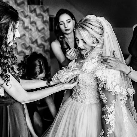 Wedding photographer Claudiu Stefan (claudiustefan). Photo of 20.01.2018