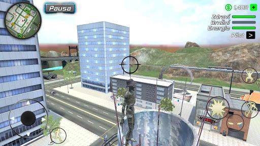 Rope Mummy Crime Simulator: Vegas Hero 1.0.1 screenshots 23