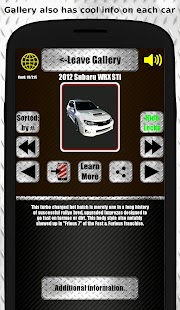 Autorama: Free Memory Automobile Car Matching Game Screenshot