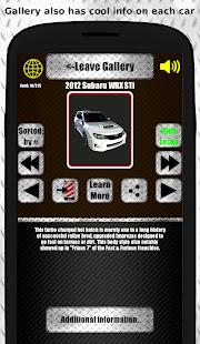Autorama: Free Car Automobile Memory Matching Game 6