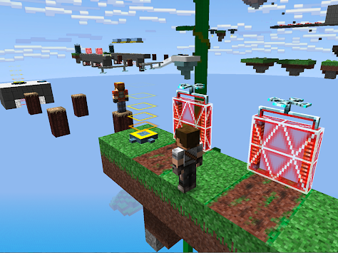 3D Pixel Gun (Pocket Edition) APK screenshot thumbnail 9