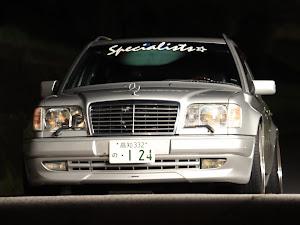Eクラス ステーションワゴン W124のカスタム事例画像 haruhiko  specialists☆さんの2020年08月16日23:52の投稿
