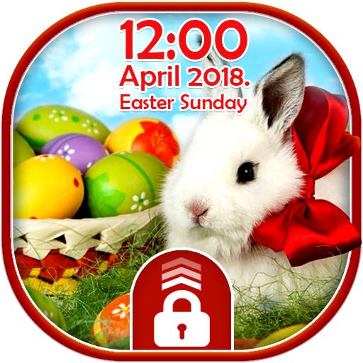 Easter Lock Screen