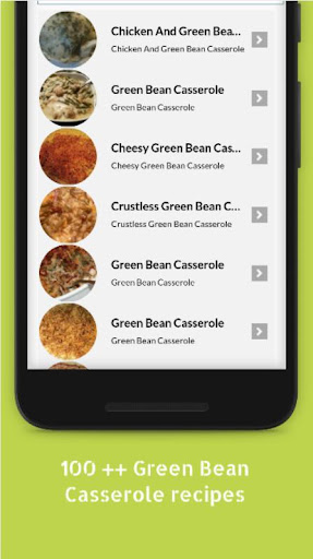 Green Bean Casserole Recipes 1.0 screenshots 2