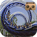 Roller Coaster Crazy Tour VR icon