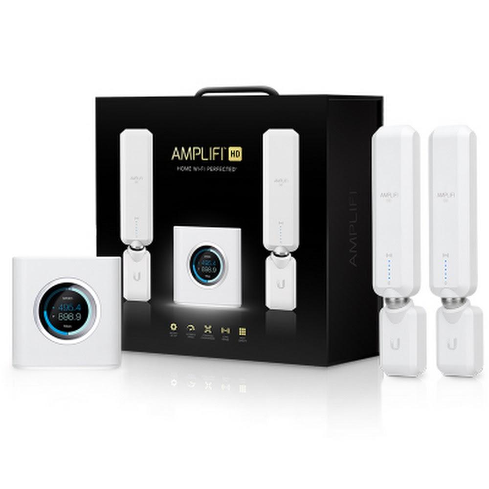Amplifi HD HomeKit