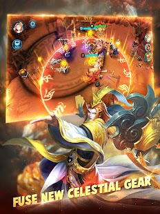 League of Immortals-Dissension- screenshot thumbnail