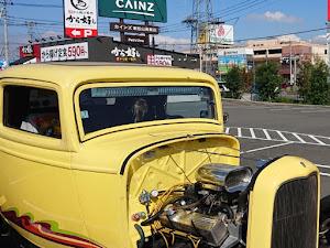 モデルB  1932年式 デュースクーペのカスタム事例画像 コウイチロー@KamikazeSpeedRodさんの2018年10月06日14:37の投稿