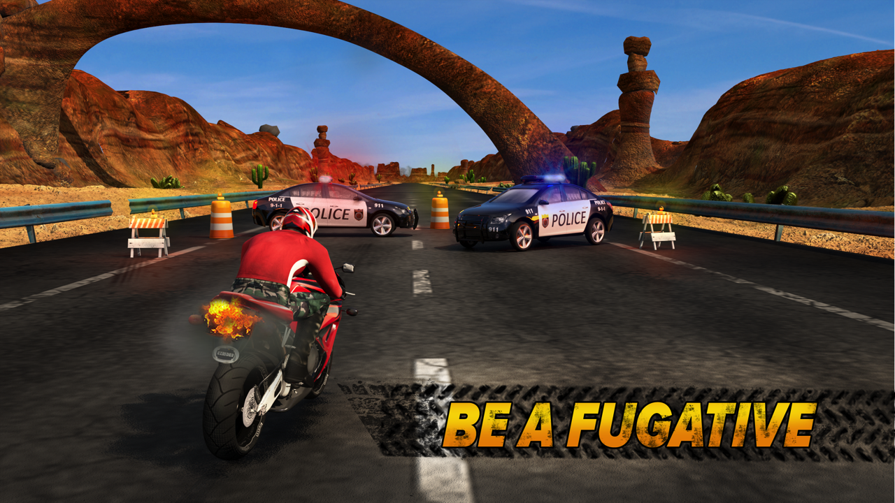 Highway Moto Rider - Traffic Race 4.5 (36)