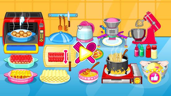 Game Cook Baked Lasagna APK for Windows Phone