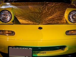 ロードスター  jスペックのカスタム事例画像 黄色いカエル( ˊ̱˂˃ˋ̱ )さんの2020年11月24日01:26の投稿