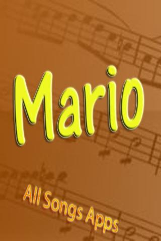 All Songs of Mario