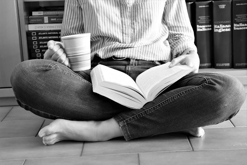 Relax ....in lettura di Cimabue