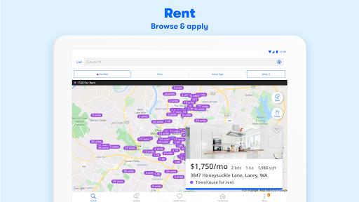 Zillow: Find Houses for Sale & Apartments for Rent screenshot 12