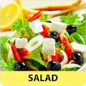 Salad recipes for free app offline with photo icon