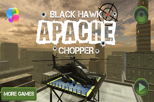 Black Hawk Apache Chopper PRO
