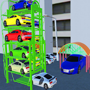 Game Rotary Car Parking Game APK for Windows Phone