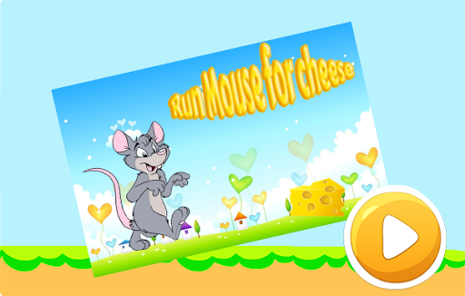 Run mouse for cheese