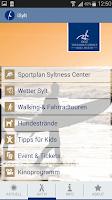 Screenshot of iSylt – Faszination Sylt