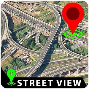 Street view map 2018 live satellite world map android apps street view map 2018 live satellite world map sciox Images