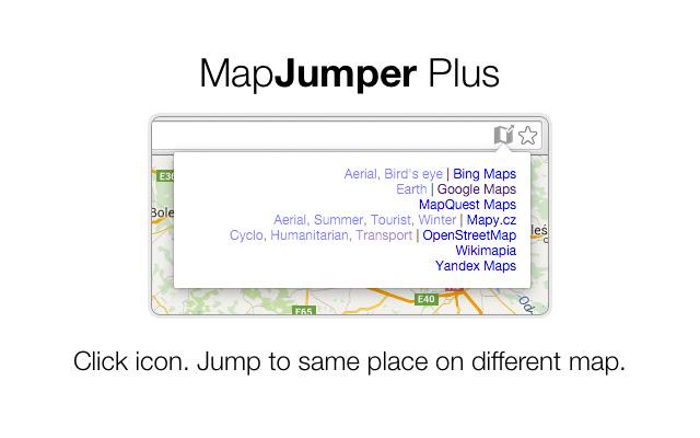 MapJumper Plus